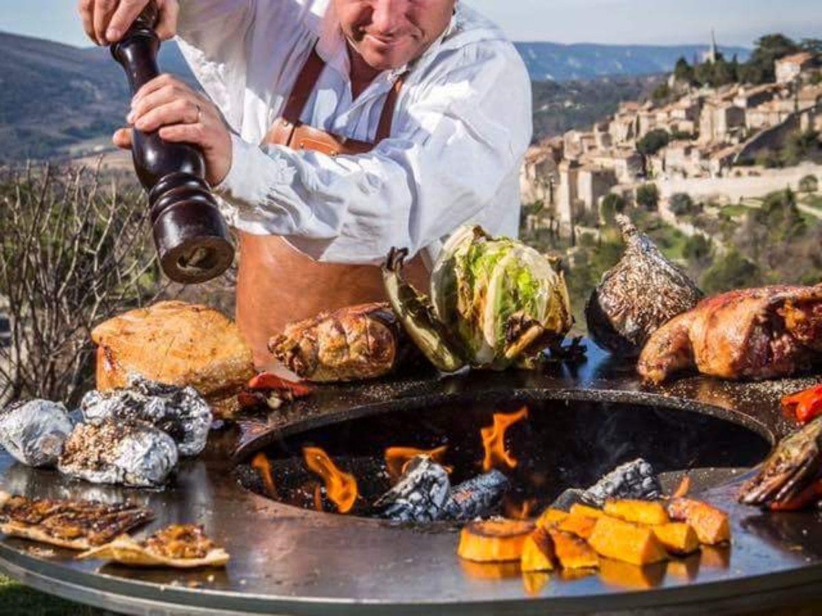 Brasero / Plancha / Barbecue